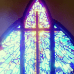 Stained Glass at Christ the King